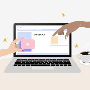 build creative portfolio online course