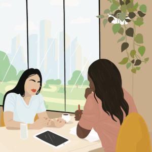 job interview online course Gurvi Movement