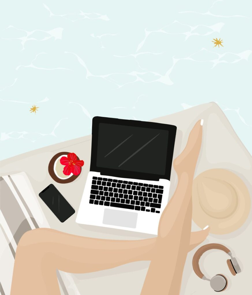 Become Freelance Digital Nomad Course_Gurvi Movement
